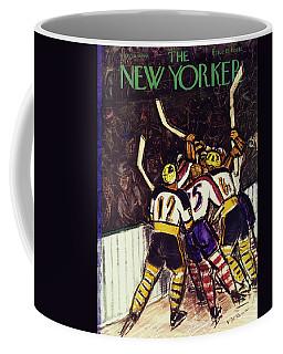 New Yorker January 13 1940 Coffee Mug