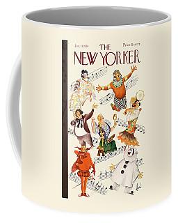 New Yorker January 13th, 1934 Coffee Mug