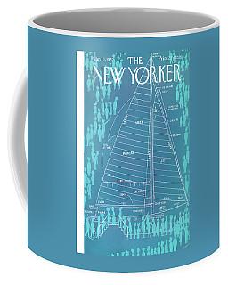 New Yorker January 13th, 1962 Coffee Mug