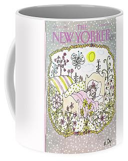 New Yorker January 13th, 1986 Coffee Mug