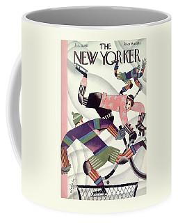 New Yorker January 15th, 1927 Coffee Mug