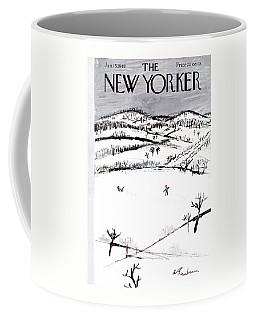 New Yorker January 15th, 1949 Coffee Mug