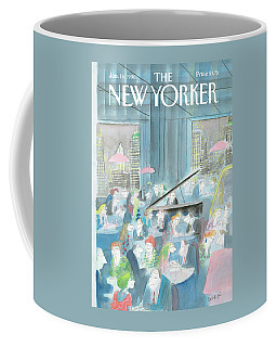 New Yorker January 15th, 1990 Coffee Mug