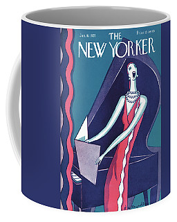 New Yorker January 16th, 1926 Coffee Mug