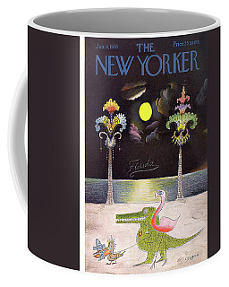 New Yorker January 16th, 1965 Coffee Mug