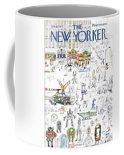 New Yorker January 16th, 1971 Coffee Mug