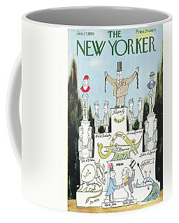New Yorker January 17th, 1959 Coffee Mug