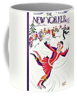 New Yorker January 18th, 1930 Coffee Mug