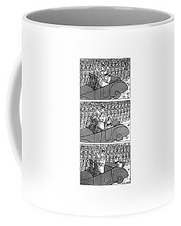 New Yorker January 18th, 1941 Coffee Mug