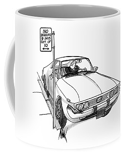 New Yorker January 19th, 1976 Coffee Mug