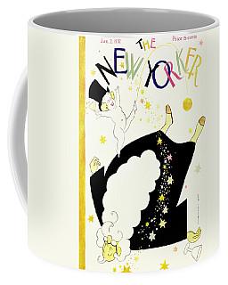 New Yorker January 2 1932 Coffee Mug