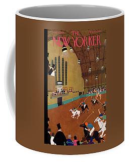 New Yorker January 20th, 1934 Coffee Mug
