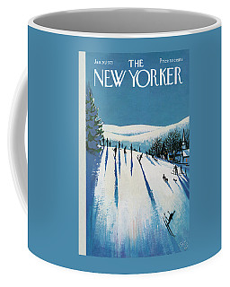 New Yorker January 20th, 1973 Coffee Mug