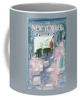 New Yorker January 20th, 1986 Coffee Mug