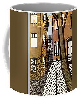 New Yorker January 21st, 1974 Coffee Mug