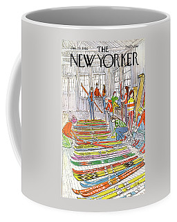 New Yorker January 21st, 1980 Coffee Mug