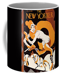 New Yorker January 23rd, 1926 Coffee Mug