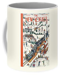 New Yorker January 23rd, 1937 Coffee Mug