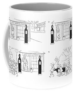 New Yorker January 23rd, 1943 Coffee Mug