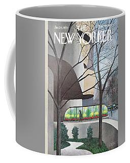 New Yorker January 24th, 1970 Coffee Mug