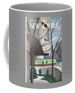 New Yorker January 24th, 1970 Coffee Mug