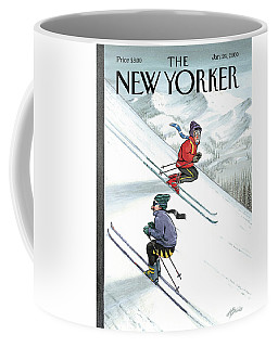 New Yorker January 24th, 2000 Coffee Mug