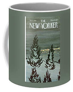 New Yorker January 25th, 1969 Coffee Mug