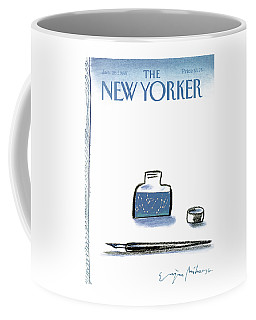 New Yorker January 25th, 1988 Coffee Mug