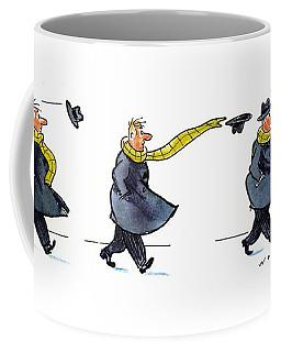 New Yorker January 25th, 1993 Coffee Mug