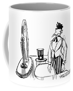 New Yorker January 25th, 1993 Coffee Mug