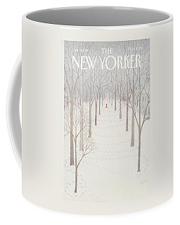 New Yorker January 26th, 1981 Coffee Mug