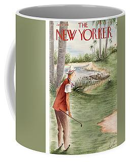 New Yorker January 27th, 1940 Coffee Mug
