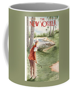 New Yorker January 27th, 1940 Coffee Mug