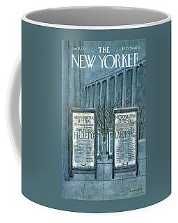 New Yorker January 27th, 1973 Coffee Mug