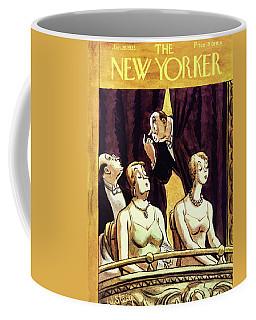 New Yorker January 28 1933 Coffee Mug