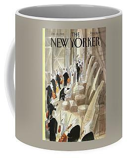 New Yorker January 28th, 1985 Coffee Mug