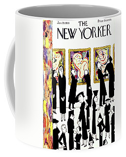 New Yorker January 29 1938 Coffee Mug