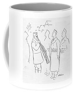 New Yorker January 29th, 1944 Coffee Mug