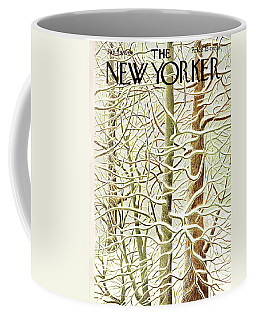 New Yorker January 29th, 1966 Coffee Mug