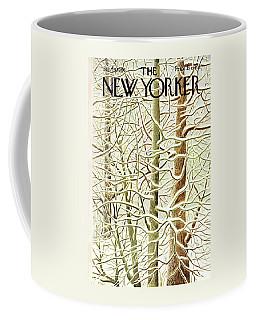 New Yorker January 29th, 1966 Coffee Mug