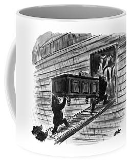 New Yorker January 29th, 1990 Coffee Mug