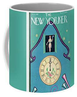 New Yorker January 2nd, 1926 Coffee Mug