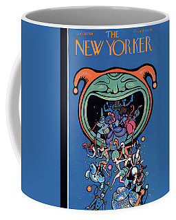 New Yorker January 30th, 1926 Coffee Mug