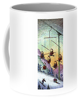 New Yorker January 30th, 1995 Coffee Mug