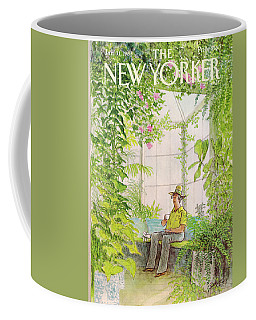 New Yorker January 31st, 1983 Coffee Mug