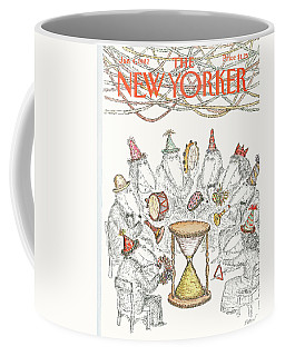 New Yorker January 4th, 1982 Coffee Mug