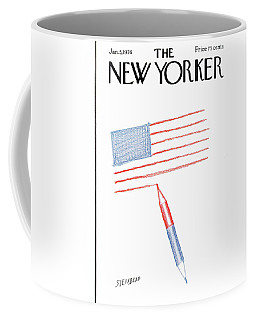 New Yorker January 5th, 1976 Coffee Mug