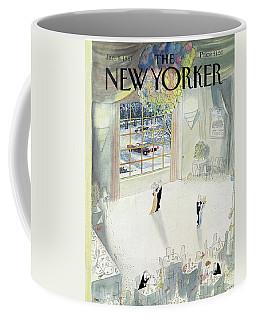 New Yorker January 5th, 1987 Coffee Mug