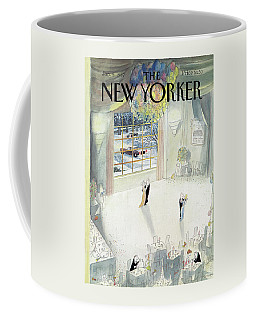 New Yorker January 5th, 1987 Coffee Mug