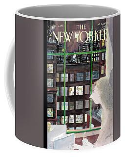 New Yorker January 6th, 2003 Coffee Mug